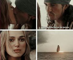 Pirates of the Caribbean: at World's End - Elizabeth and Will