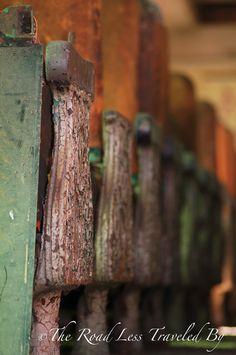 Abandoned rail car, Kingston, NY