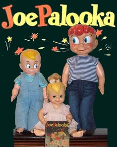 Joe Palooka's Pals