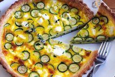 Frittata vegan al forno senza uova con farina di ceci e zucchine: la ricetta facilissima | 100% green kitchen