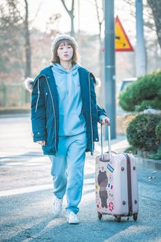 Kim Bok Joo Fashion, Korean Actresses, Actors & Actresses, Weightlifting Kim Bok Joo, Weighlifting Fairy Kim Bok Joo, Nam Joo Hyuk Lee Sung Kyung, Joon Hyung, Kim Book, Girl Korea