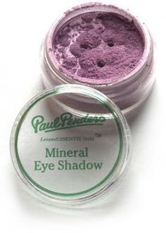 Paul Penders Mineral Eye Shadow