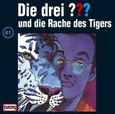 Die drei Fragezeichen und die Rache des Tigers