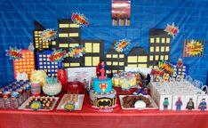 Superhero Celebration - Hudson's First Birthday - Happy Ella After