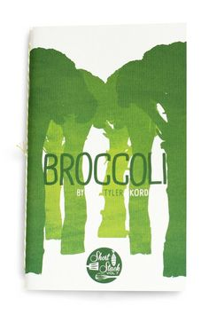 Short Stack Vol. 7: Broccoli - by Tyler Kord   $14   Short Stack is a series of small-format cookbooks about inspiring ingredients, authored by America's top culinary talents.