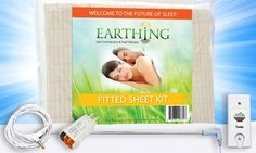 Earthing Fitted Sheet