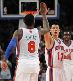 great to have J.R. Smith with the Knicks