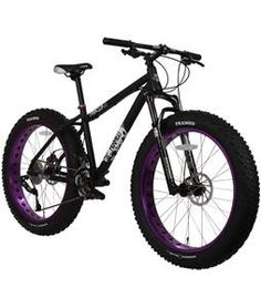 Introducing the new and incredible women''s-specific Minnesota 2.2 fat bike with the Rock Shox Bluto!