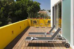 TOP TEN Obras Iberoamericanas. Casa RC Lassala+Orozco Arquitectos  #interiorismo. #terraza