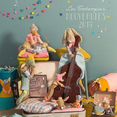 En route aux côtés des Tartempois, nos personnages aux longues pattes, pour découvrir leur nouvel univers consacré à la chambre des tout-petits. Découvrez une toute nouvelle collection de literie raffinée et colorée, en coton et lin lavé dans deux gammes de coloris peps : rose et curry, turquoise et bleu canard, parsemées d'étoiles… Sans oublier la décoration de la chambre, avec cadres, supensions… et  de nombreux cadeaux de naissance et jeux d'éveil premier âge, pour accompagner bébé tout…