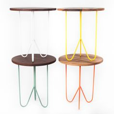 sean woolsey artist maker craftsman // side table