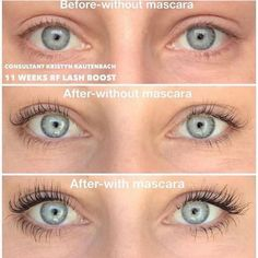 Longer looking, fuller looking, darker looking lashes with one swipe a night? Lash Boost will help give you the lashes of your dreams. Drugstore Mascara, Mascara Tips, Fake Lashes, Long Lashes, Permanent Eyelashes, Long Lash Mascara, Applying Mascara, Skin Care Regimen, Skin Care Tips