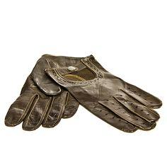 Lowly Gentlemen • Brown Driving Glove