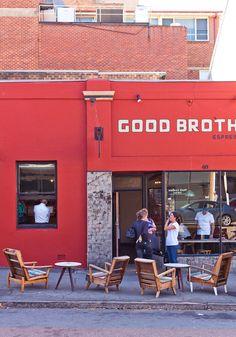 Good Brother Espresso | Newcastle, Australia - coffee shop around the corner from my work !!