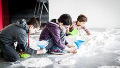 VISITAS MATINALES SERENDIPIA. Circuitos de artes visuales y aplicadas para colegios