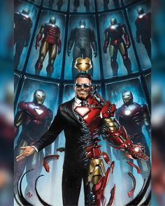 Ironman issue 1 by @adigranov is another must buy, Coming June 2018!! Key Film Dates