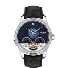 Montblanc Heritage Chronométrie ExoTourbillon Minute Chronograph Vasco da Gama Limited Edition - 25 pieces