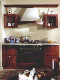 prezzo di fabbrica wwwmobilificiomaieronit 0433775330 cucina in legno massello di pino color noce