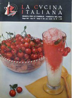 Giugno/June 1957  http://www.lacucinaitaliana.it/