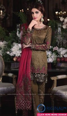 Maria B BD08 Mbroidered Eid Luxury Collection 2017 #mariab #mariabeidmbroidered2017 #mariabeidmbroidered #mairabeid2017 #mariabmbroidered2017 #womenfashion's #bridal #pakistanibridalwear #brideldresses #womendresses #womenfashion #womenclothes #ladiesfashion #indianfashion #ladiesclothes #fashion #style #fashion2017 #style2017 #pakistanifashion #pakistanfashion #pakistan Whatsapp: 00923452355358 Website: www.original.pk
