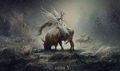 Tales of the North by nina-Y.deviantart.com on @DeviantArt