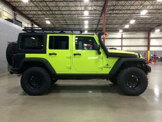 Visit the post for more. Jeep Wrangler Quotes, Green Jeep Wrangler, Jeep Quotes, Jeep Rubicon, Jeep Jk, Jeep Wrangler Unlimited, Jeep Truck, Lime Green Jeep, Jeep Garage