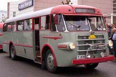 1953 Volvo bus.
