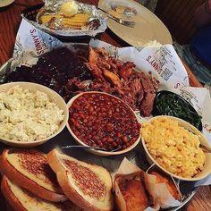 Dreamin of a feast. #SonnysBBQ  Photo Credit: @kelsie_perkins11