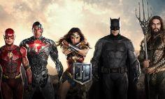 Mira los primeros Teasers de la Liga de la Justicia #cine #teaser #C
