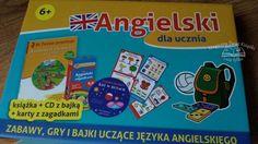 """""""Angielski dla ucznia 6+"""" wyd. EDGARD, recenzja: http://magicznyswiatksiazki.pl/angielski-dla-ucznia-6/"""