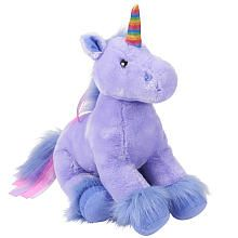 Toys R Us Plush 18 inch Unicorn - Lavender