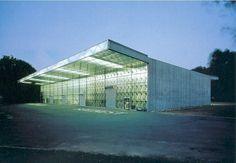 Ricola Factory Herzog and De Meuron  #architecture #demeuron #herzog Pinned by www.modlar.com