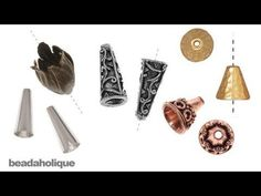 cool DIY Bijoux - How to use a Bead Cone to Finish a Multi-Strand Bracelet