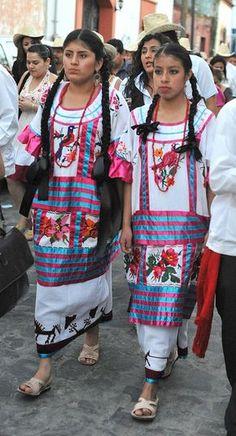 Huautla mujeres de Oaxaca