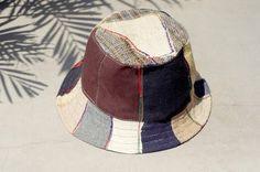 剛剛逛 Pinkoi,看到這個推薦給你:限量一件 民族拼接手織棉麻帽 / 漁夫帽 / 遮陽帽 / 拼布帽 - 咖啡色拼接日系民族風 - https://www.pinkoi.com/product/8yfEKp8D