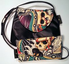 Zen Charmer Multi Purse and Wallet by CanaryCreated on Etsy, $50.00