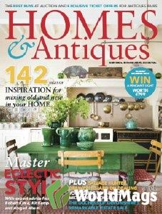 Homes & Antiques - July 2016