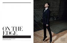 Dior Magazine: Dzhovani Gospodinov by Greg Harris image Dior Magazine Dzhovani Gospodinov 001 800x521