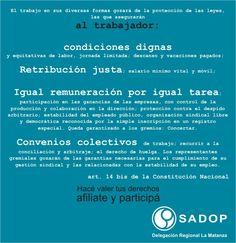Art. 14 Bis. Constitución de la Nación Argentina