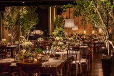 Casamento Estilo Garden