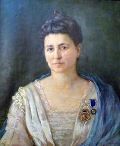 Mary Desha, one of The Four Founders of the Daughters of the American Revolution from Lexington, KY