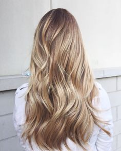 Image result for balayage dirty blonde to blonde straight