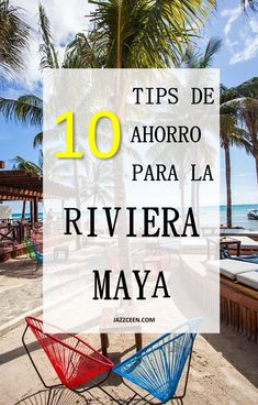 ¡No te los puedes perder en tu próximo viaje a la Riviera Maya! #cancun #playa #mexico #viaje #rivieramaya Riviera Maya, Travel Packing, Travel Tips, Quintana Roo, Travel Essentials, Life Goals, Wonderful Places, Good To Know, North America