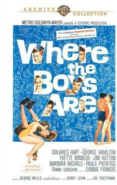 Where the Boys Are: My new favorite movie!!