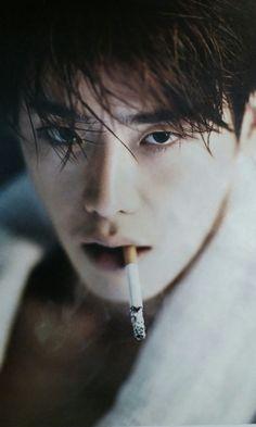 Lee Jong Suk - W Magazine December Issue '13