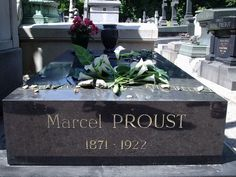 "Marcel Proust  - a French Novelist (1871 - 1922)  ""c'est tres simple"" (very simple)."