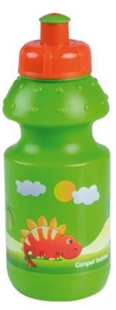 Canpol Babies спортивный 360 мл зеленый  — 321р. --------------- Поильник бутылочка Canpol выполнен в спортивном стиле и имеет удобную форму. Идеально подходит для дорожного поильника.