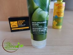 Desert Essence, Organics, Green Apple & Ginger Shampoo