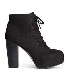 H&M - Platform Boots