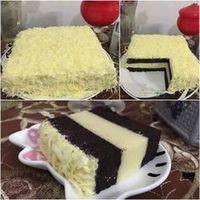 Resep Membuat Cake African Gateau Makanan Dekorasi Makanan Makanan Manis